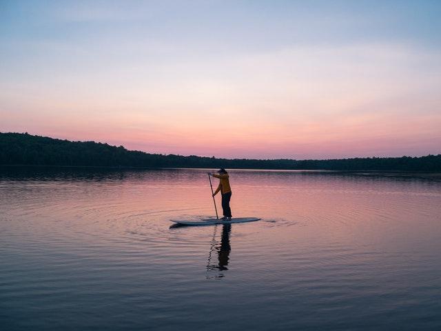 Känner du till de här ovanliga vattensporterna?