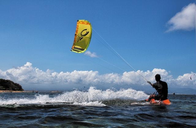 Kitesurfing i Sverige
